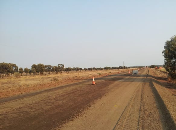 Georgiou Civil Road Project