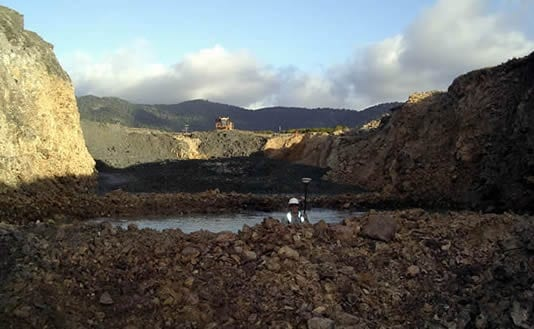 Marina Surveying - Port of Airlie Marina