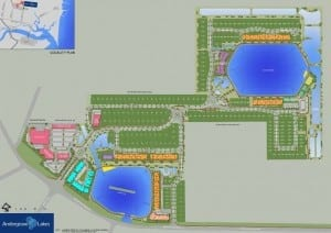 Andergrove Lakes Master Plan