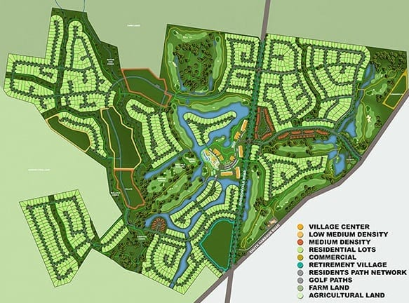 Regatta Waters Master Plan