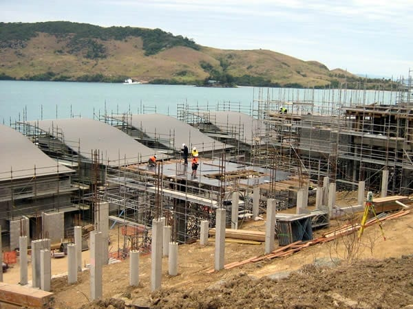 Surveying - Hamilton Island Yacht Club and Villas