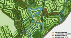 Town Planning subdivision