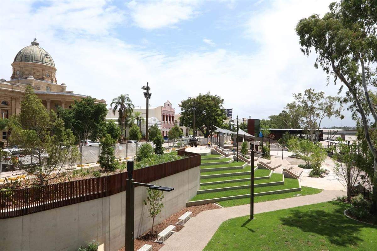 Rockhampton Riverside