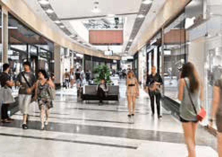Rockhampton Shopping Centre